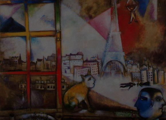 «Париж, я люблю тебя!». Концерт для девяти музыкантов и празднично настроенной публики