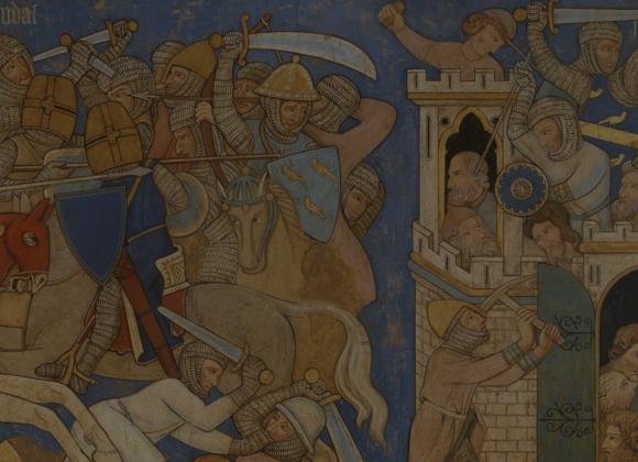 Концерт «Поющее Средневековье: от музыки варварских королевств до первых композиторов Европы»