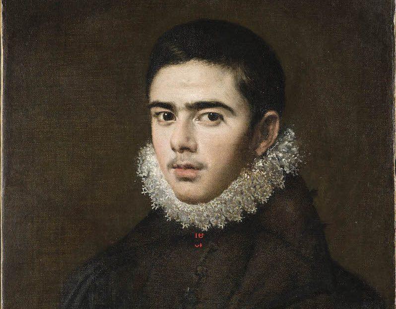 Эль Греко «Портрет молодого мужчины», 1577 год