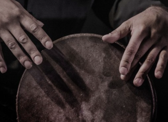 «Вместе и всегда». Маримба, барабаны и Пётр Главатских