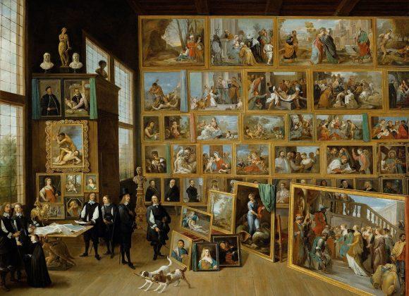 Школа юного искусствоведа: основы анализа произведений живописи