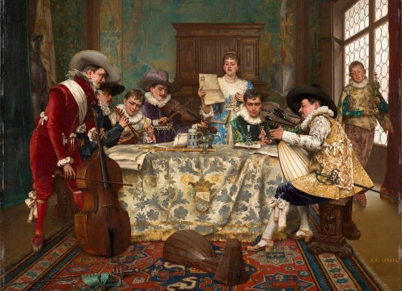 Уроки музыки в темноте: Барокко