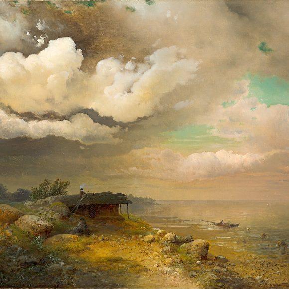Зал пейзажа