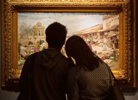 Вечерняя экскурсия «Наедине с искусством»