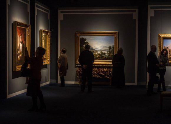 Обзорная экскурсия по основным и временным выставкам галереи