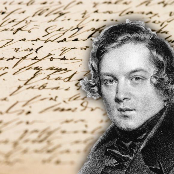 Концерт в письмах №2: Роберт Шуман